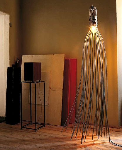 Hugo Floor Lamp from Terzani | Modern Lighting + Decor
