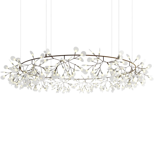 Buy online latest and high quality Heracleum The Big O Chandelier - Overstock from Moooi | Modern Lighting + Decor