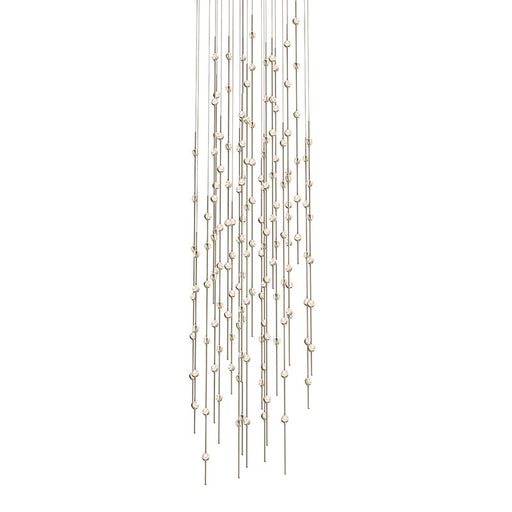Buy online latest and high quality Constellation Andromeda 25in Round Pendant from Sonneman | Modern Lighting + Decor
