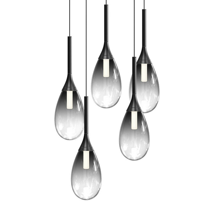 Parisone Multi-light Pendant | Modern Lighting + Decor
