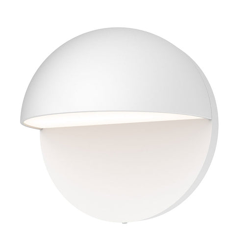 Mezza Cupola Eyelid Outdoor Wall Sconce | Modern Lighting + Decor