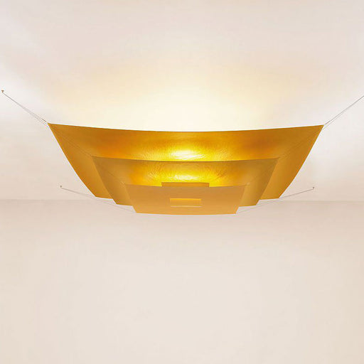 Lil Luxury LED Semi-Flush Mount Ceiling Light from Ingo Maurer | Modern Lighting + Decor