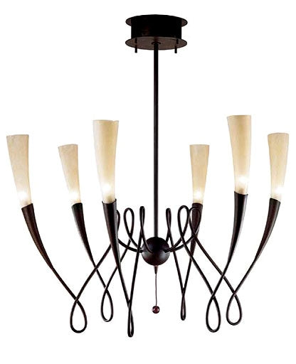 Buy online latest and high quality Virgins Chandelier from Terzani | Modern Lighting + Decor