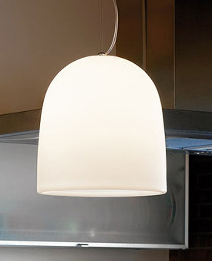 Campanone pendant light from Modoluce | Modern Lighting + Decor