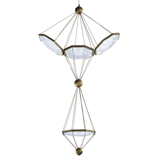 990 Zeus Suspension Lamp from ITALAMP | Modern Lighting + Decor
