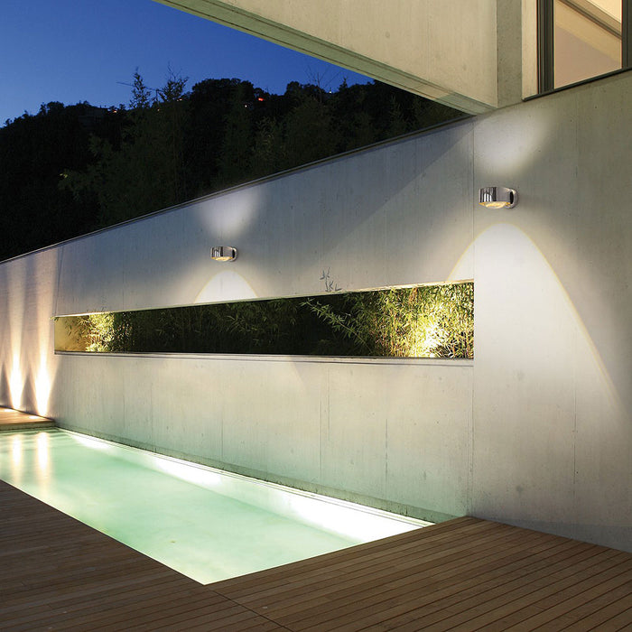 Buy online latest and high quality Puk Maxx Outdoor LED Wall Light from Top Light | Modern Lighting + Decor