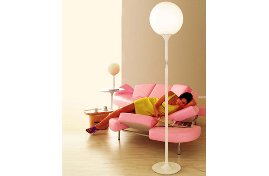 Buy online latest and high quality Castore Floor Lamp from Artemide | Modern Lighting + Decor