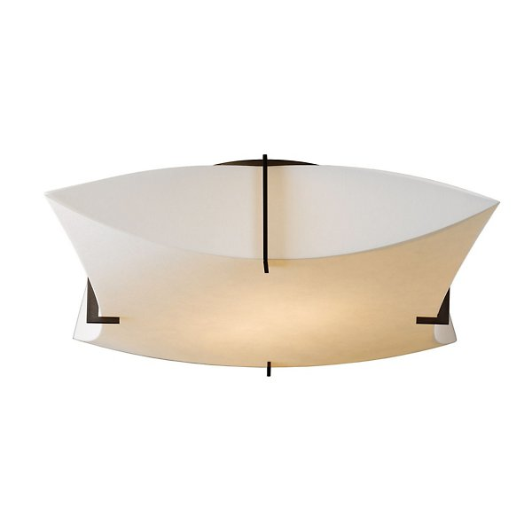 Buy online latest and high quality Bento SemiFlushmount from Hubbardton Forge | Modern Lighting + Decor