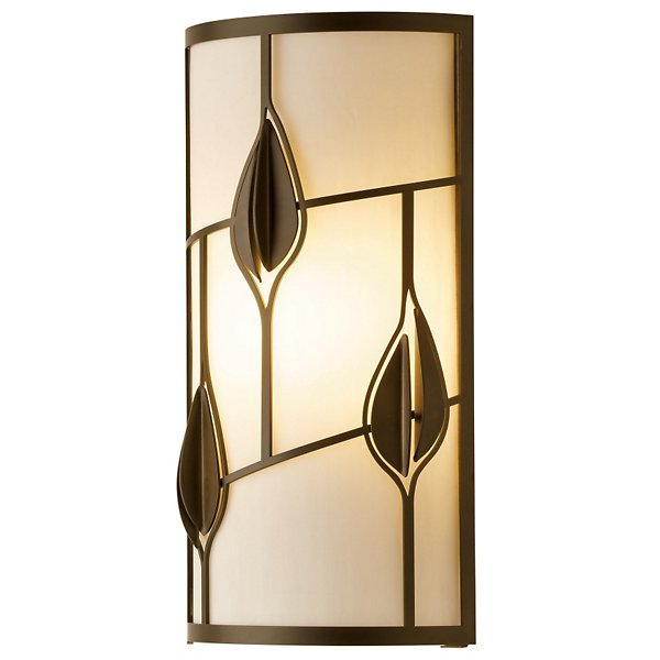 Buy online latest and high quality Alison's Leaves Wall Sconce from Hubbardton Forge | Modern Lighting + Decor