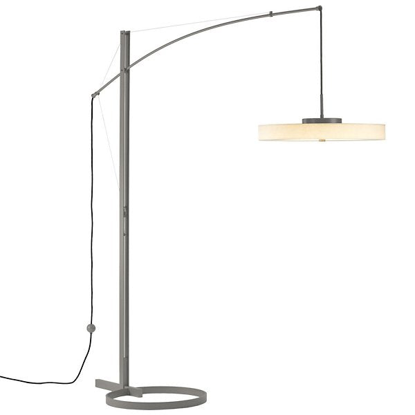 Disq LED Floor Lamp | Modern Lighting + Decor