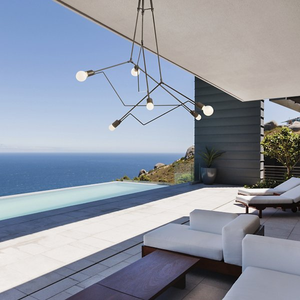 Divergence Outdoor Pendant | Modern Lighting + Decor