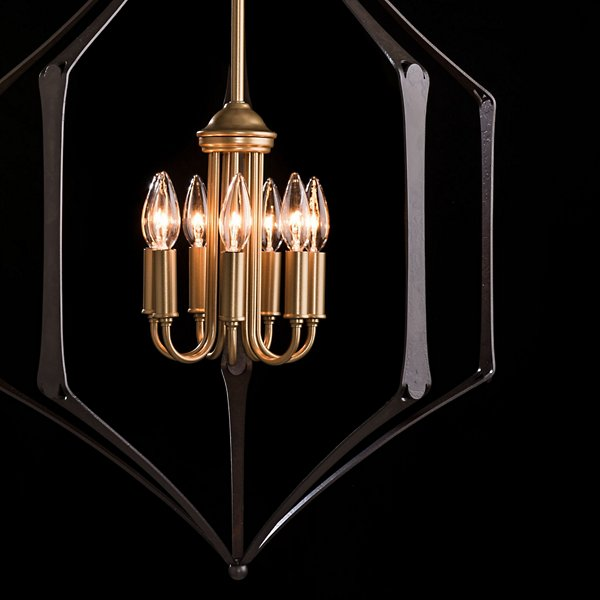 Carousel Chandelier | Modern Lighting + Decor