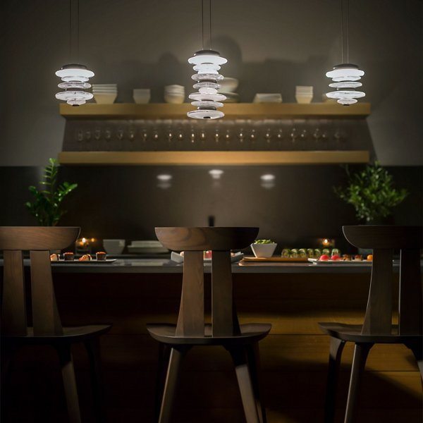 Buy online latest and high quality Cairn Large Mini Pendant from Hubbardton Forge | Modern Lighting + Decor