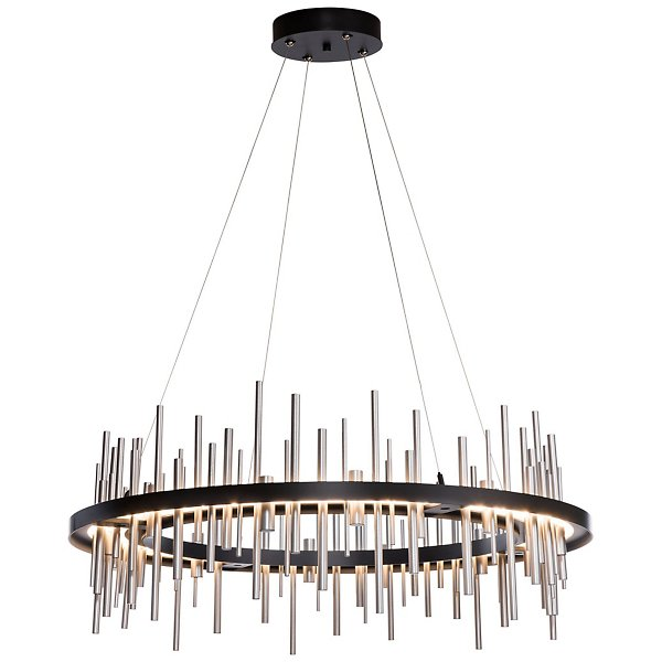 Buy online latest and high quality Cityscape Circular LED Pendant from Hubbardton Forge | Modern Lighting + Decor