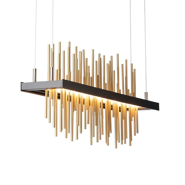 Buy online latest and high quality Gossamer LED Linear Suspension from Hubbardton Forge | Modern Lighting + Decor