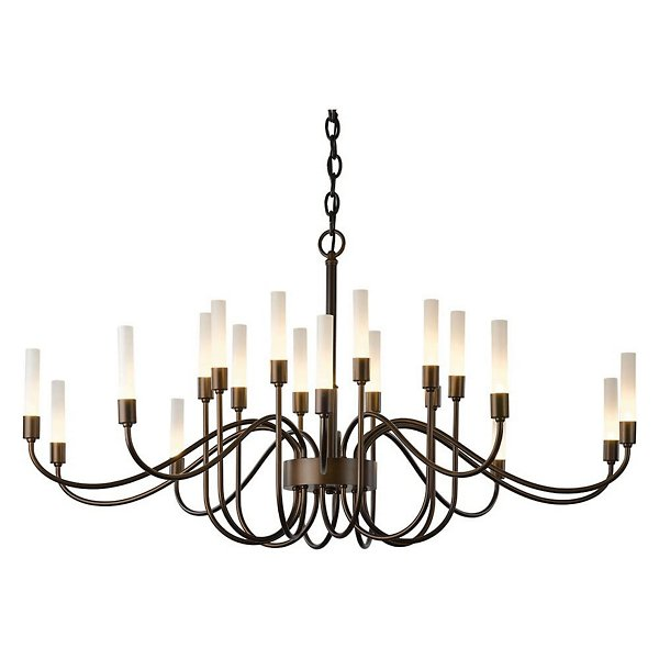 Lisse 20 Light Chandelier | Modern Lighting + Decor