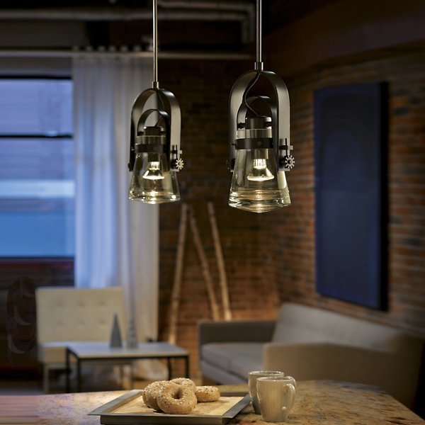 Buy online latest and high quality Erlenmeyer Mini Pendant from Hubbardton Forge | Modern Lighting + Decor