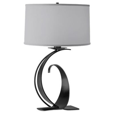 Buy online latest and high quality Fullered Impressions Table Lamp from Hubbardton Forge | Modern Lighting + Decor