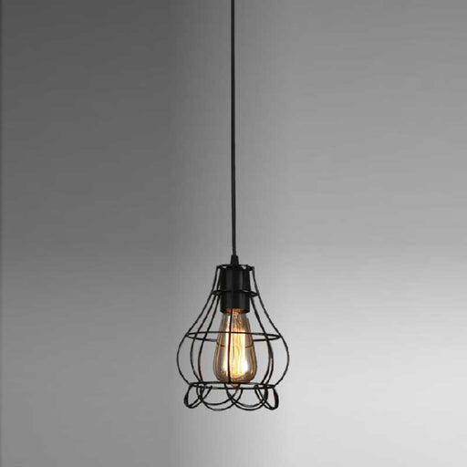 Buy online latest and high quality Pot Cage Pendant Light from Interior Deluxe | Modern Lighting + Decor