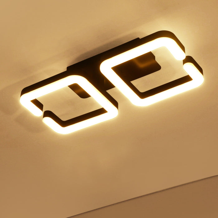 Elna LED Ceiling Light from Interior Deluxe | Modern Lighting + Decor