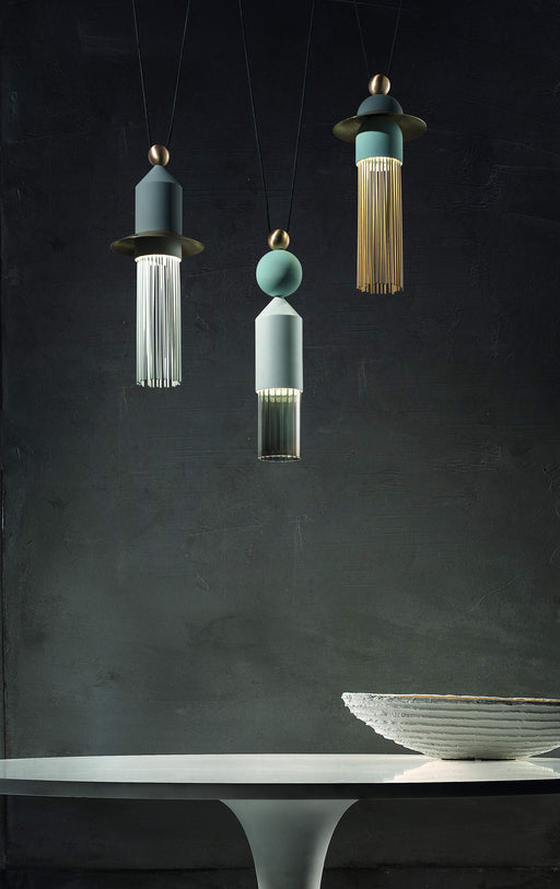 Buy online latest and high quality Nappe C3 Suspension Lamp from Masiero | Modern Lighting + Decor