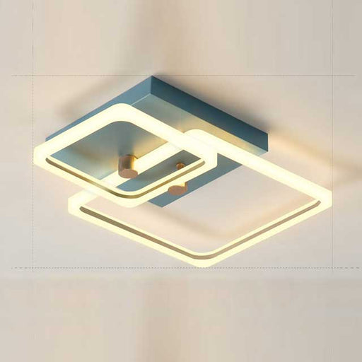 Matrix 2 LED Ceiling Light from Interior Deluxe | Modern Lighting + Decor