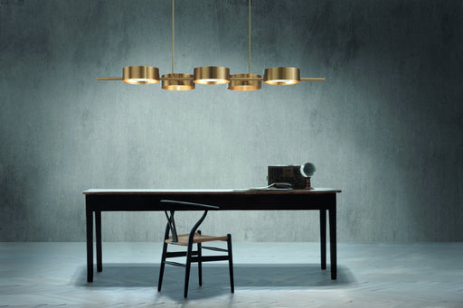 Buy online latest and high quality Sound BIL5 Suspension Lamp from Masiero | Modern Lighting + Decor