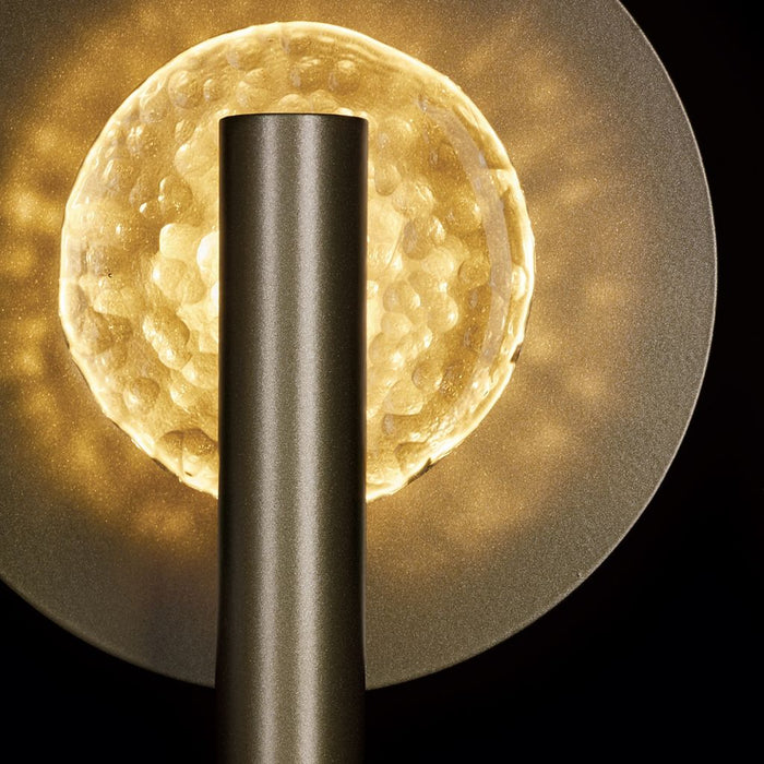 Buy online latest and high quality Solstice Round Wall Sconce from Synchronicity | Modern Lighting + Decor