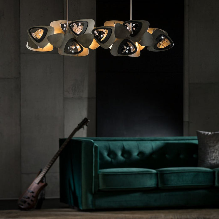 Buy online latest and high quality Hendrix Linear Suspension from Synchronicity | Modern Lighting + Decor