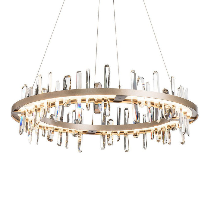 Solitude Circular LED Pendant | Modern Lighting + Decor