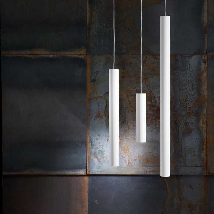 A-Tube Large Pendant Light from Studio Italia Design | Modern Lighting + Decor