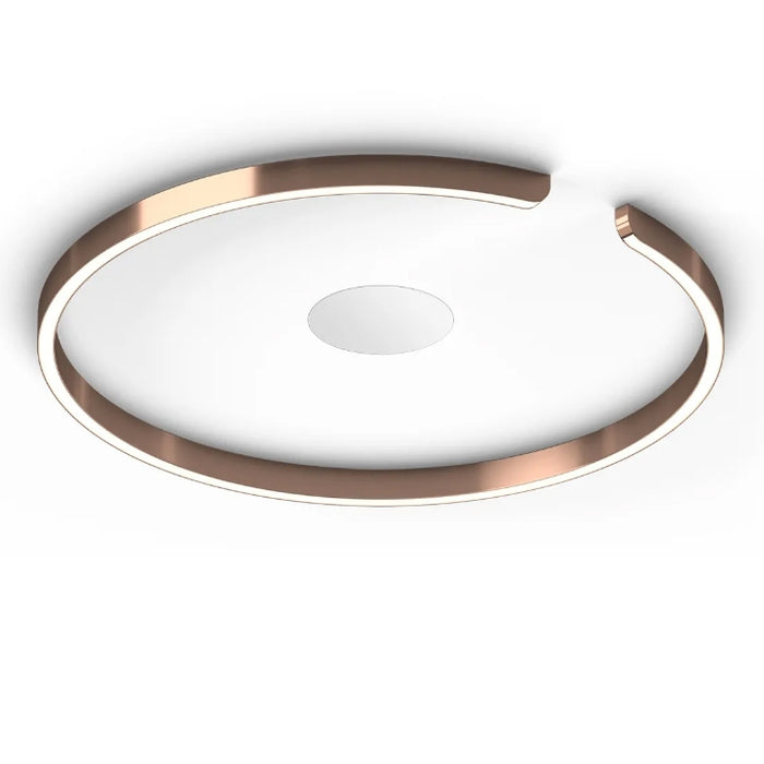 Mito Soffitto 60 Flat Ceiling Light from Occhio | Modern Lighting + Decor