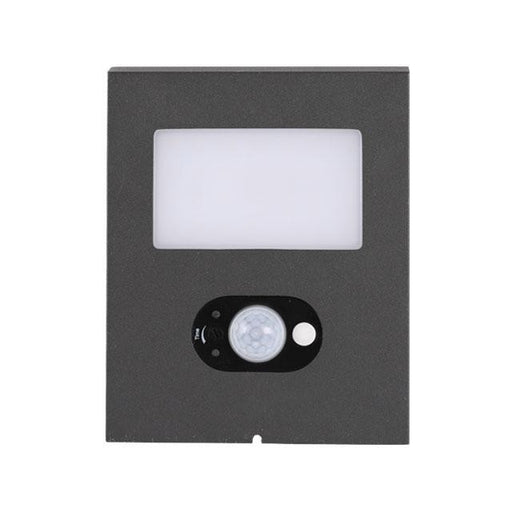 Buy online latest and high quality Jua Solar Outdoor Wall Lamp + pir detector from Absinthe | Modern Lighting + Decor