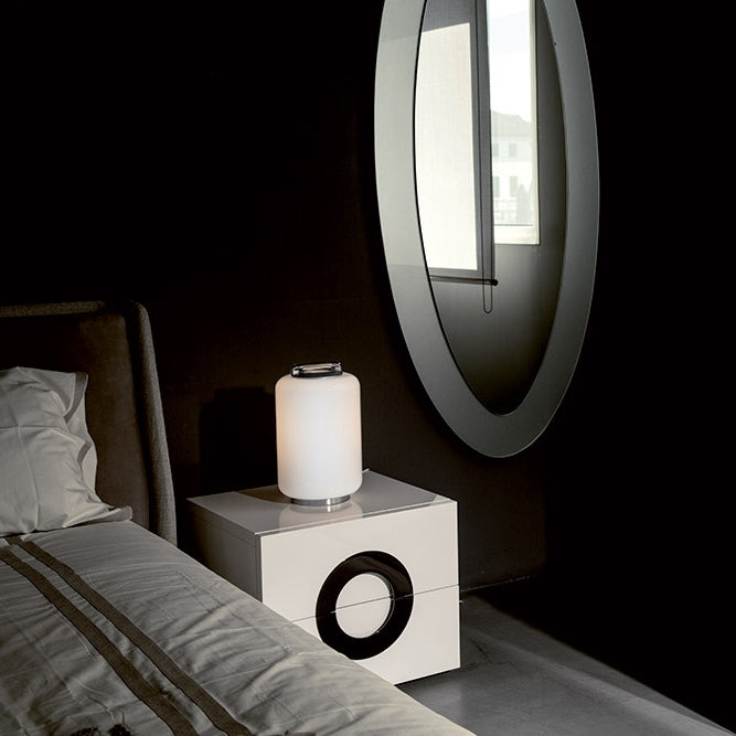 Air Kan Table Lamp from Mazzega 1946 | Modern Lighting + Decor