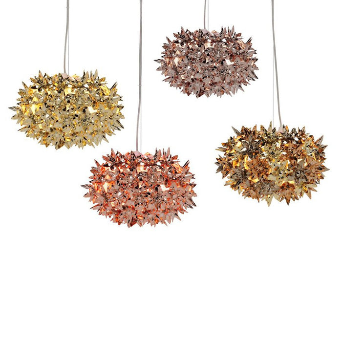 Bloom Metallic Pendant Light