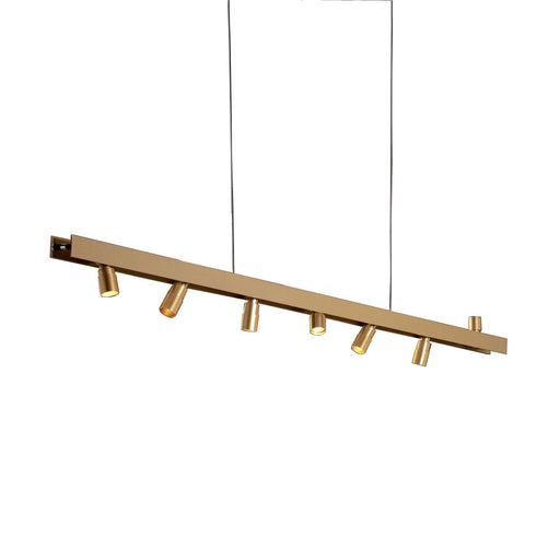 Contatto C7 Pendant Light from Anton Angeli | Modern Lighting + Decor
