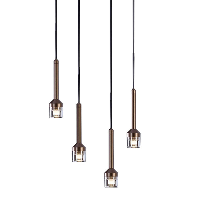 Buy online latest and high quality Torcetta C2 Suspension Light from Anton Angeli | Modern Lighting + Decor