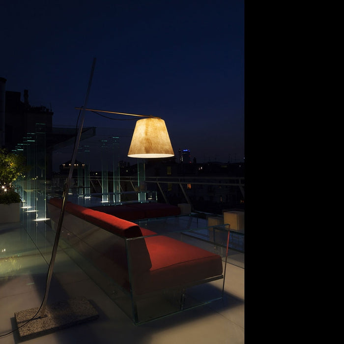 Miami F3 Outdoor Floor Lamp from Anton Angeli | Modern Lighting + Decor
