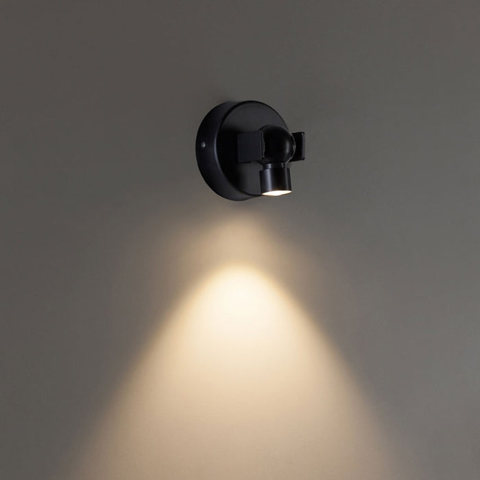 Buy online latest and high quality Contatto W1 Wall Spot Light from Anton Angeli | Modern Lighting + Decor