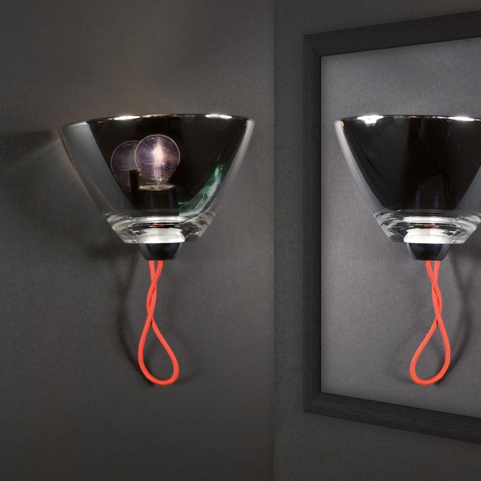 Buy online latest and high quality Miroir Wall Sconce from Mazzega 1946 | Modern Lighting + Decor
