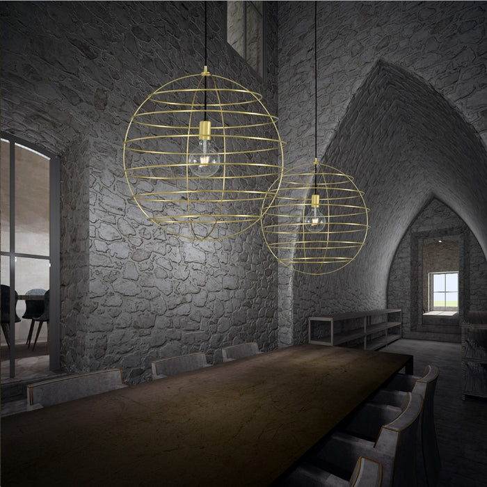 Buy online latest and high quality Sphere 20 Pendant Light from Fambuena | Modern Lighting + Decor