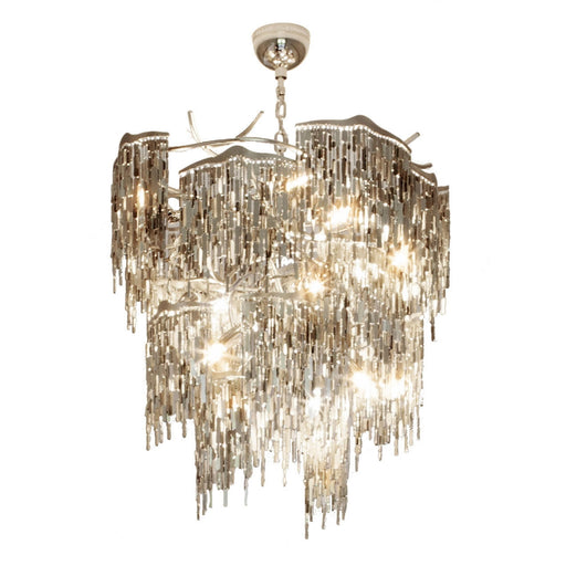 Buy online latest and high quality Arthur Conical Chandelier from Brand Van Egmond | Modern Lighting + Decor
