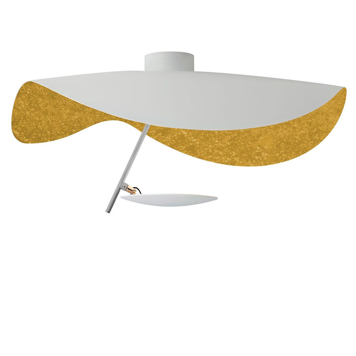 Buy online latest and high quality Lederam Manta S1 Wall and Ceiling Light from Catellani & Smith | Modern Lighting + Decor