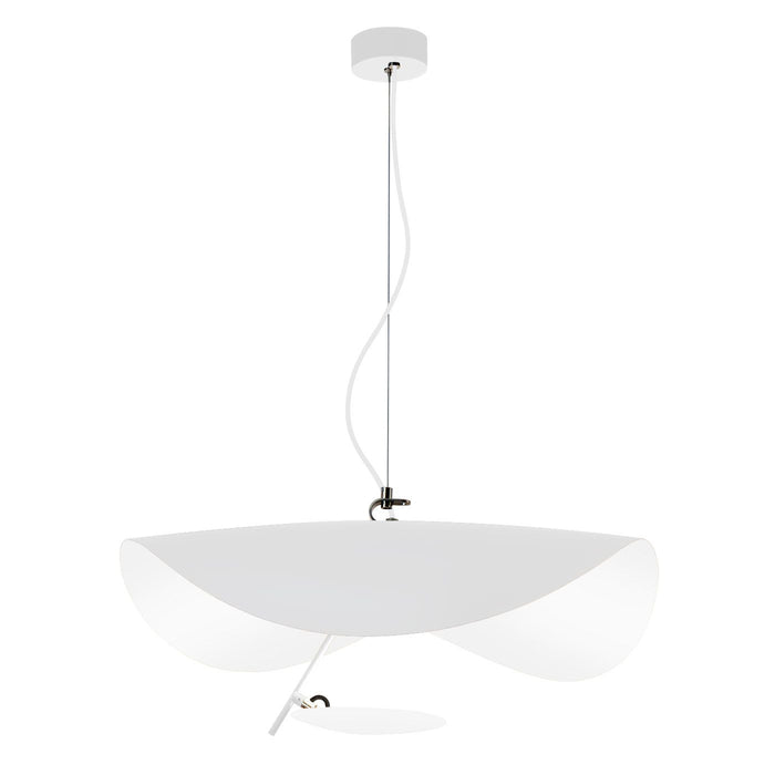 Buy online latest and high quality Lederam Manta S1 Pendant Light from Catellani & Smith | Modern Lighting + Decor