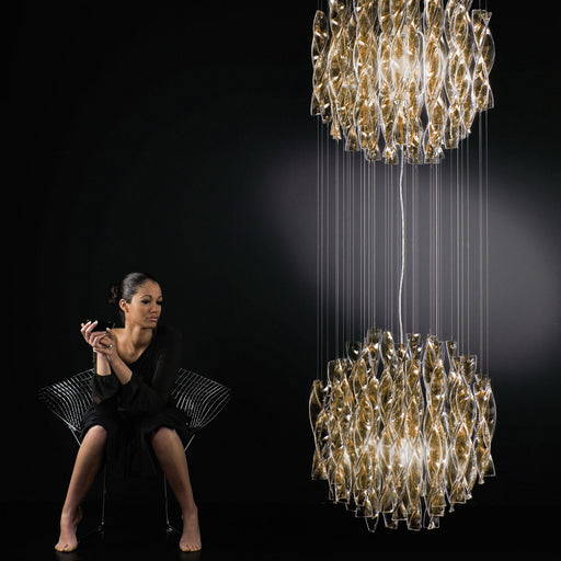 Avir 60/2 Chandelier from Axo | Modern Lighting + Decor