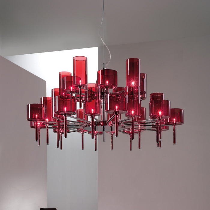 Buy online latest and high quality Spillray 30 Chandelier from Axo | Modern Lighting + Decor