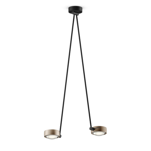 Sento Soffitto Due 125 Ceiling Light from Occhio | Modern Lighting + Decor
