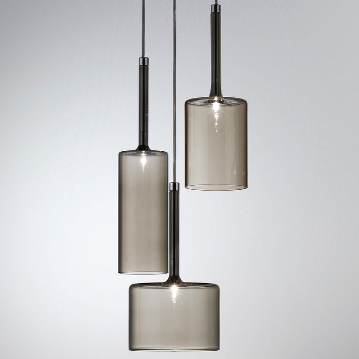 Spillray Pendant Light SP3 - LED from Axo | Modern Lighting + Decor