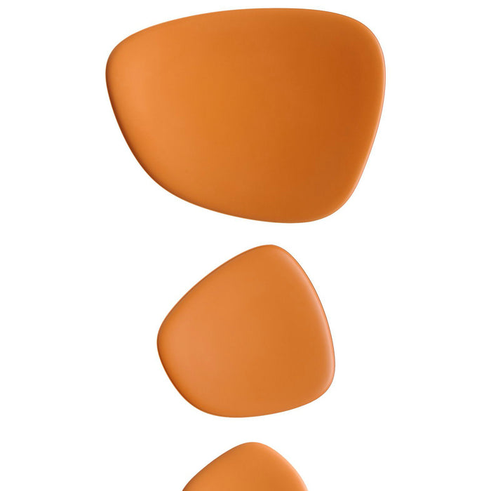 Namaste Plate (1 set of 3) from Kartell | Modern Lighting + Decor