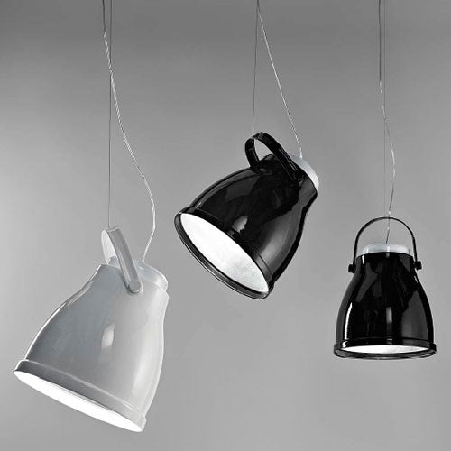 Small Bell pendant light from Anton Angeli | Modern Lighting + Decor